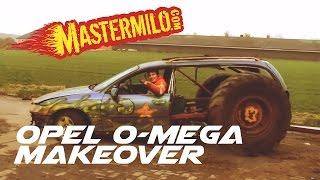 Opel O-Mega becomes something else