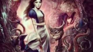 Жуткие картинки персонажей из фильма Алиса в стране чудес!!!