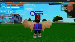 New Roblox Explosion revamp showcase (My Hero Academia on roblox)