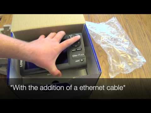 lowrance elite 7 hdi review youtube Lowrance Elite-5 Accessories