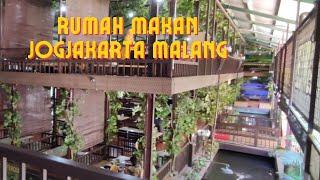 Rumah Makan Jogjakarta Malang