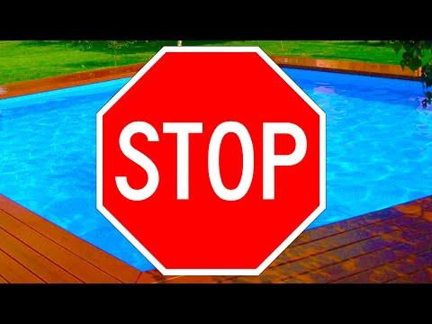Не Приступайте к Строительству Бассейна, пока не Посмотрите это Видео!