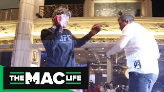 UFC 239 Open Workouts: Ben Askren (Full)