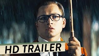 KINGSMAN 2: THE GOLDEN CIRCLE Trailer Deutsch German (HD) | Action 2017