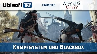 Kampfsystem und Blackbox | Assassin`s Creed Unity | Ubisoft-TV