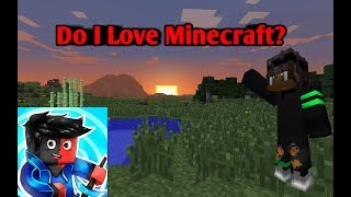 Do I love Minecraft? Reacting to PatarHD's Video!!