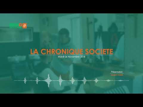LA CHRONIQUE SOCIÉTÉ  DU 06 10 2018 - Radio CÔTE D'IVOIRE