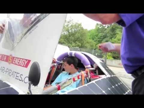 Staten Island Teens Second in the Nation in Solar Car Challenge