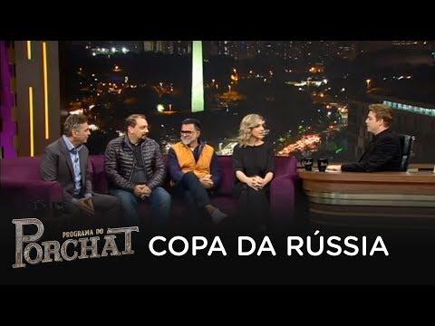Comentaristas Esportivos Revelam O Que Esperam Do Brasil Na Copa Do Mundo