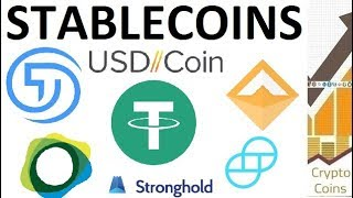 Stablecoins explained: Tether (USDT), TrueUSD, Dai, Gemini Dollar and others. Which is the best?