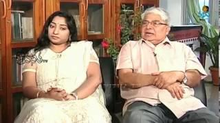 Devadas Kanakala with his Daughter Sreelakshmi   Nenu Nanna