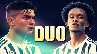 Paulo Dybala & Juan Cuadrado - First Year at Juventus | Skills & Goals 2015/2016 HD