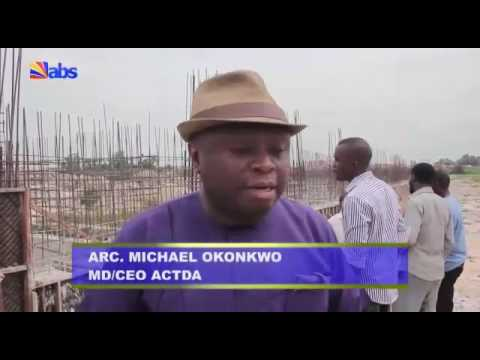 Ongoing Construction of Anambra International Conference Centre