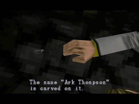 Resident Evil Survivor (Biohazard Gun Survivor) - Cutscenes: Ark Thompson?