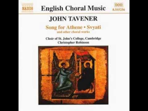 John Tavener : The Lamb