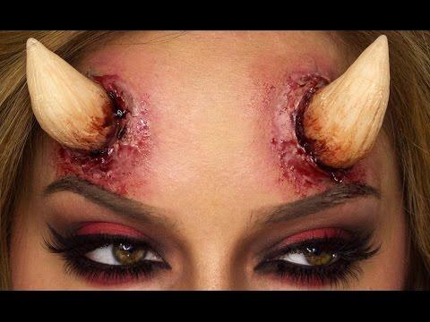 How To Make Devil Horns - DIY | Shonagh Scott | ShowMe MakeUp