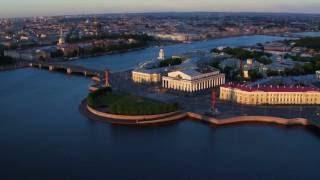 Смотреть видео Санкт-Петербург - великий город! онлайн
