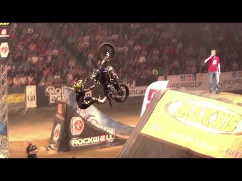 NIGHT of the JUMPS Tricktionary - Libor Podmol - Surfer Take Off to Tsunami Flip