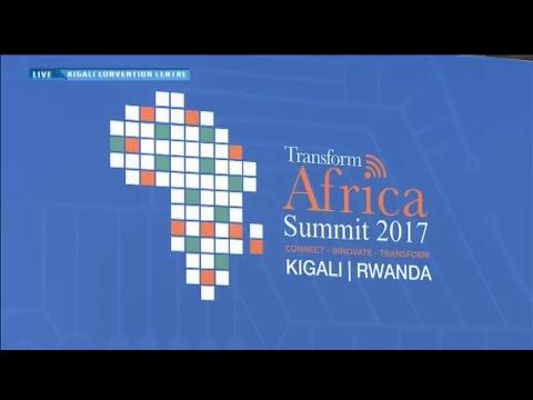 Closing  of Transform Africa 2017, Kigali Rwanda