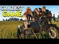 Craziest Game! - PlayerUnknown's Battlegrounds (PUBG)