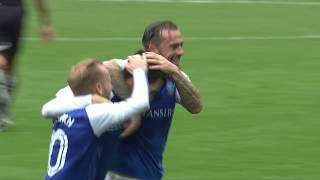 SHORT HIGHLIGHTS: Sheffield Wednesday v Leeds United