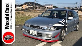 Touge Racer: JN15 Nissan Lucino VZ-R - SR16VE (Pulsar/Almera)