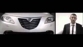 Vincent Cassel apre le 5 porte di Lancia Ypsilon