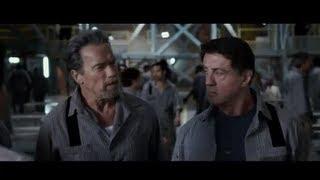 EVASION (Schwarzenegger et Stallone) - Bande annonce VF