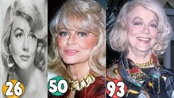 Dorothy Malone ♕ Transformation From 16 To 93 Years OLD