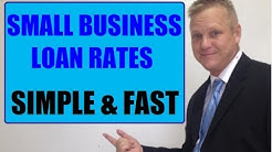 Secret To Understanding Small Business Loan Rates