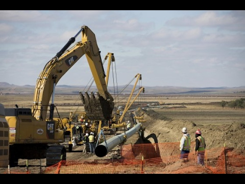 Dakota Access Pipeline Granted Final Permit