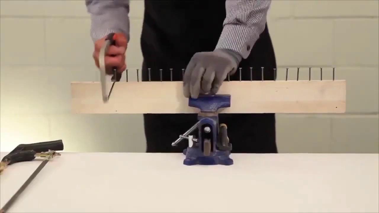 Чудо пила Magic Saw Tool ® с английской озвучкой - YouTube