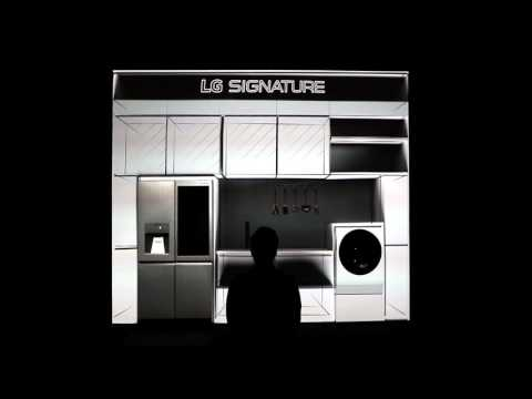 Video Mapping for LG Signature by Vitamin [HQ]