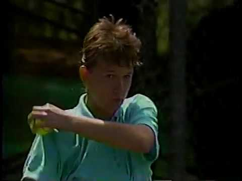 1989 Family Circle Cup SF  Martina Navratilova vs Natalia Zvereva 2 of 3