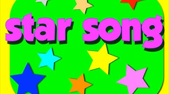 Stars - a shape song for early learners
