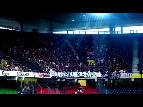 Fans: FC Basel Fans in Bern