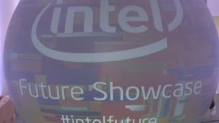 Intel Future Showcase: Showcase in London unveils the latest in computing