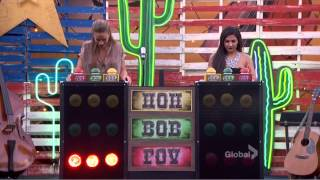 BB16E14 - Zach and Frankie Win Joint HoH After Derrick Throws the Competition to Frankie