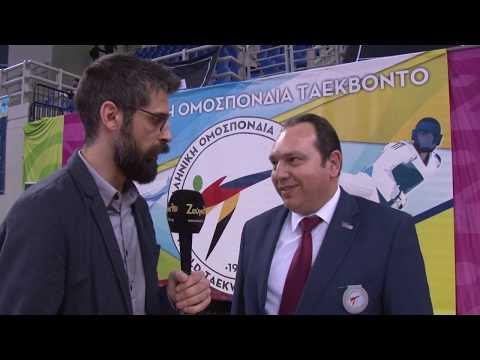Γιορτή για το τάεκβοντο στα Άνω Λιόσια - Το zougla.gr στο Κύπελλο Ακρόπολης