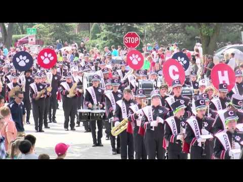 2015 Schaumburg Septemberfest Labor Day Parade