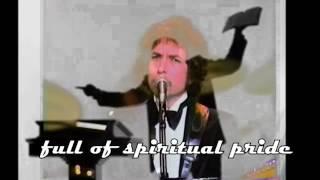 Bob Dylan Serve Somebody with lyrics