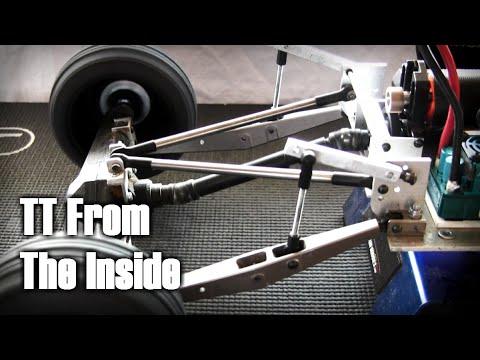 Jfr Trophy Truck Replica From The Inside Youtube