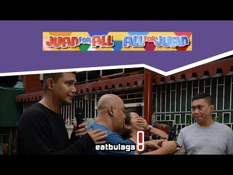 Juan For All, All For Juan Sugod Bahay | January 25 , 2018