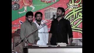 Zakir Habib Raza Qasida Ali aur Muhammad-16th Sep 2012