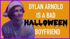 Dylan Arnold Is A Bad Halloween Boyfriend