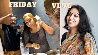 വേറെ വല്ല ഭാര്യയെ കിട്ടണമായിരുന്നു  ... Last Week's Friday Vlog | Veena's Curryworld Family Vlog