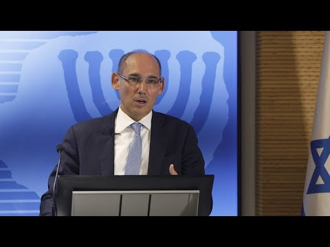 Bank Of Israel Governor: Crisis Bond Purchase To Back Up Pandemic Stimulus