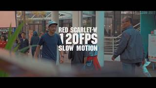 Narasena in 120FPS Slow Motion [RED 4K]