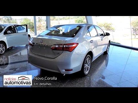 Novo Corolla - Detalhes - NoticiasAutomotivas.com.br