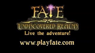 Fate Undiscovered Realms Gameplay Trailer 2014 Steam
